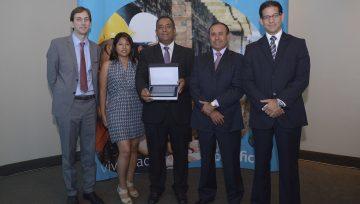 Seminar on Good Practices in Occupational Risk Prevention Yobel SCM Peru